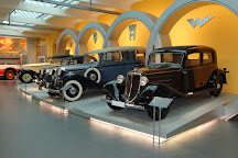 August Horch Museum, Zwickau, Germany