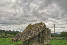 Drumanone Portal Tomb, Boyle, Ireland