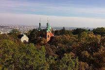 Petrin Tower (Rozhledna), Prague, Czech Republic