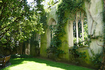 St. Dunstan in the East Church Garden, London, United Kingdom