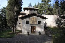 Parco del Castello, L'Aquila, Italy