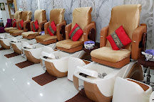 Charlie Massage and Beauty Salon, Bangkok, Thailand
