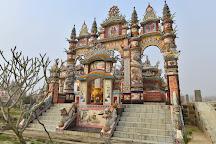 City of Ghosts - An Bang Cemetery, Vinh An, Vietnam