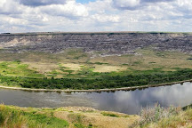 Orkney Viewpoint, Drumheller, Canada