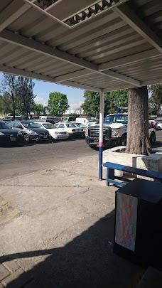Vehicular deposit Velodrome mexico-city MX