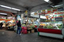 Mercado Tirso de Molina, Santiago, Chile