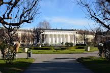 Theseus Temple, Vienna, Austria