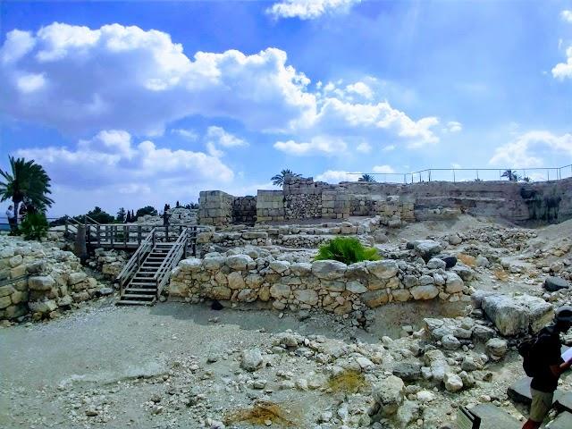 Tel Megido Visitors Centre