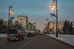 Дом немецкой обуви, улица Республики, дом 45 на фото Тюмени