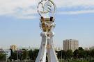 Turkmenistan Sport Monument