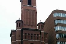 Iglesia la Virgen Peregrina, Madrid, Spain