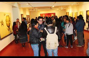 CHACONHUARI ART GALLERY SURREALIST. WORKSHOP 0