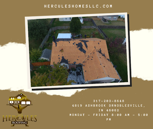 Roofing Contractors in Noblesville, IN