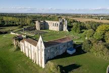 Abbaye de Maillezais, Maillezais, France