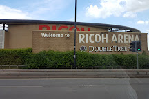 Ricoh arena, Coventry, United Kingdom