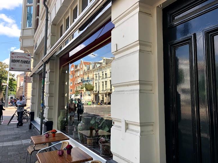New Happy Corner Amsterdam