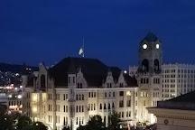 Lackawanna County Courthouse Square, Scranton, United States