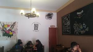 ALELIZ - Cafetería Y Restaurante 1