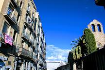 Sant Pau del Camp, Barcelona, Spain
