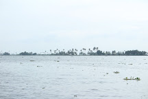 Punnamada Lake, Kuttanad, India