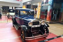 Retro Auto Moto Museo, Barcelona, Spain