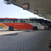 Автобусная станция   Busan Central Bus Termnal