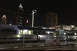 Железнодорожная станция  Cleveland Amtrak Station