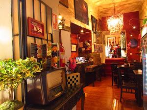 Tinta Restaurante Cultural y Galería de Arte 1