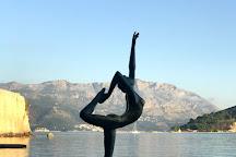 Ballet Dancer Statue, Budva, Montenegro