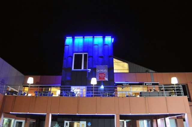 Hôtel Le Midi