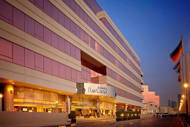 BOSTON BAR- JUMEIRAH ROTANA DUBAI UAE