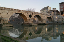 Fiume Tevere, Rome, Italy