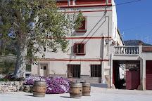 Celler Mas Vicenc, Cabra del Camp, Spain