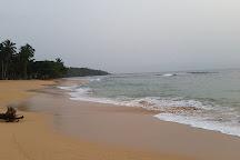 Praia Jale, Sao Tome Island, Sao Tome and Principe