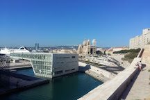 Villa Mediterrannee, Marseille, France