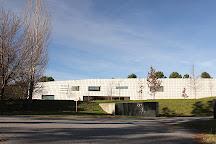 Centro de Interpretacion del Arte Rupestre de Campo Lameiro, Pontevedra, Spain