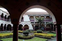 Iglesia de San Agustin, Tunja, Colombia