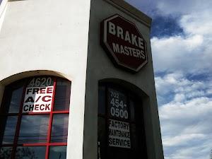 Brake Masters #192