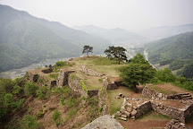 Takeda Castle Ruins, Asago, Japan