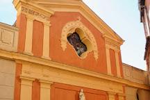 Église Sainte-Marguerite, Roquebrune-Cap-Martin, France