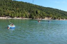 Lac de Saint-Cassien, Tanneron, France