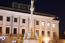 Szechenyi Square, Gyor, Hungary