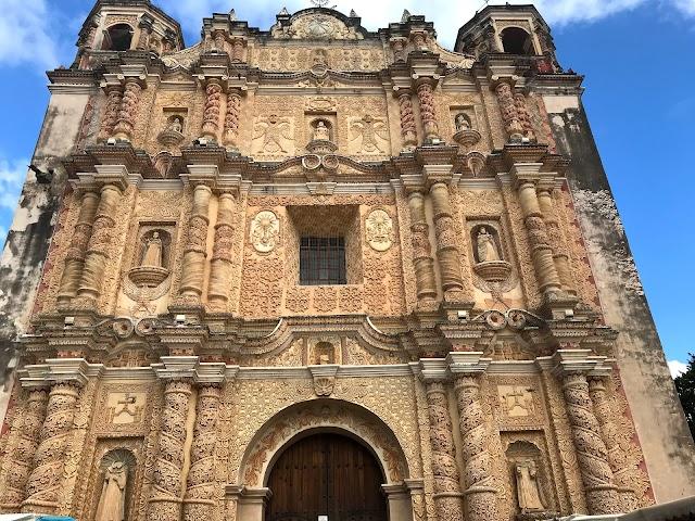 Templo de Santo Domingo