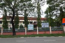 Aquarium of Fisheries Research Institute, Penang, Malaysia