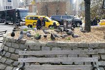 Kimlau Square, New York City, United States