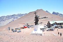 Cristo Redentor De Los Andes, Las Cuevas, Argentina