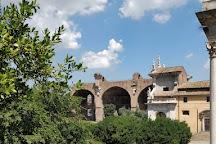 Lacus Curtius, Rome, Italy