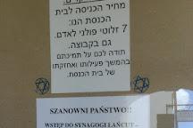 The Lancut Synagogue, Lancut, Poland