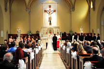 The Basilica of Saint Mary, Alexandria, United States