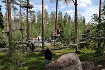 Hiidenlinna & Sisumetsan Seikkailupuisto, Somero, Finland